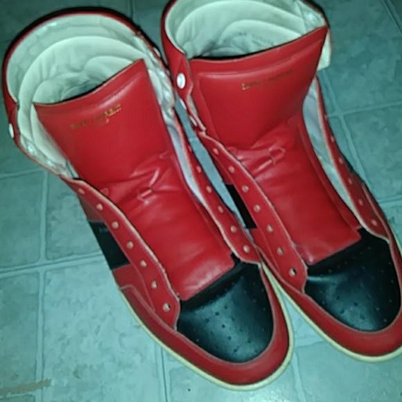 Saint Laurent Shoes - Saint Laurent sneakers